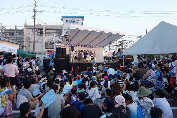 SOMIC SUMMER FESTIVAL 2019 を開催